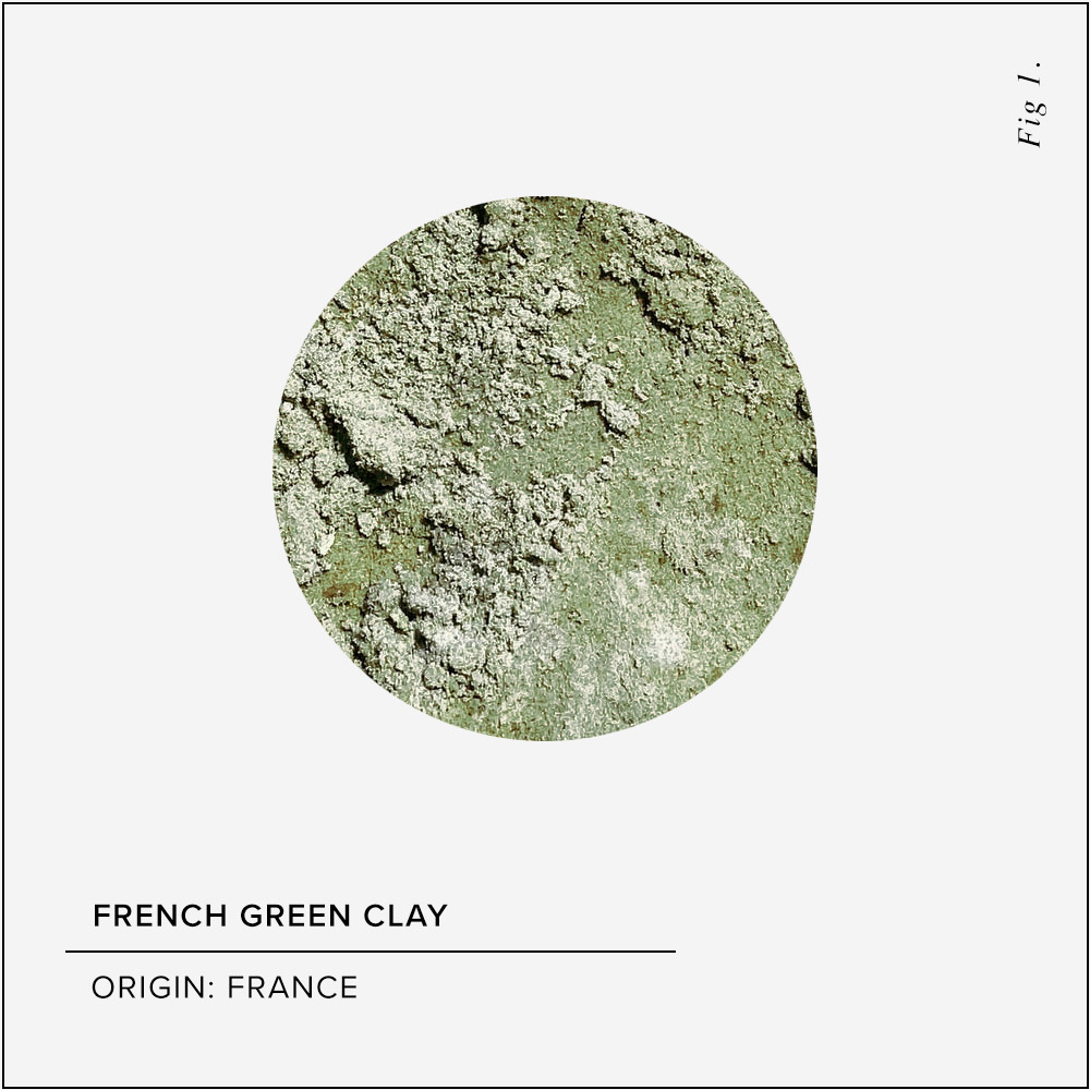 French Green Clay Skin Benefits