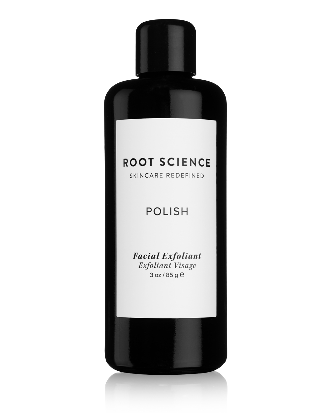 Root Science Polish Facial Exfoliant